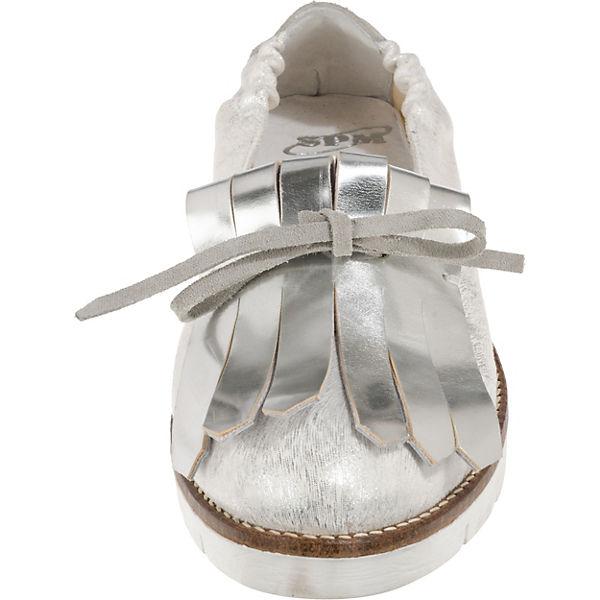 SPM Monaco Typical Shoe Sportliche Ballerinas beige-kombi