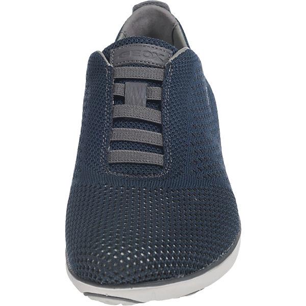 Low Low Nebula Nebula Low Sneakers GEOX GEOX GEOX dunkelblau Nebula Sneakers Sneakers dunkelblau dunkelblau qZ771Y