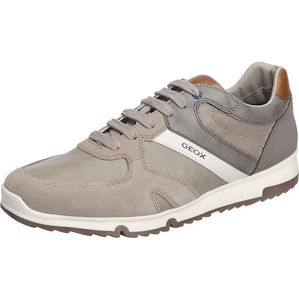 GEOX Wilmer Sneakers Low grau