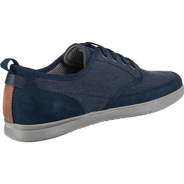 GEOX, Walee Low, Sneakers Low, Walee dunkelblau   615560