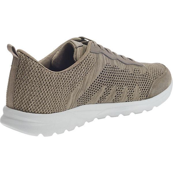 GEOX Erast Sneakers Low grau