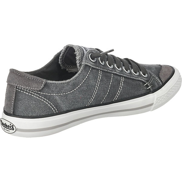 Dockers by Gerli Slip-On-Sneaker grau