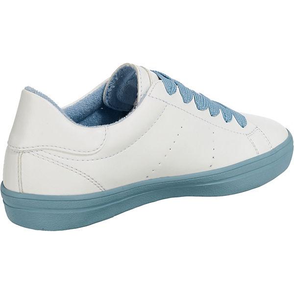 Sneakers Lace Low ESPRIT hellblau up Mindy q6RRwZ1x5