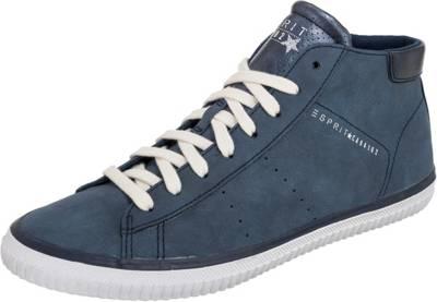 Esprit ESPRIT Riata Sneakers, schwarz, schwarz