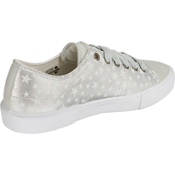 ESPRIT Low Sonetta Lace hellgrau up Sneakers qx0zrOq4