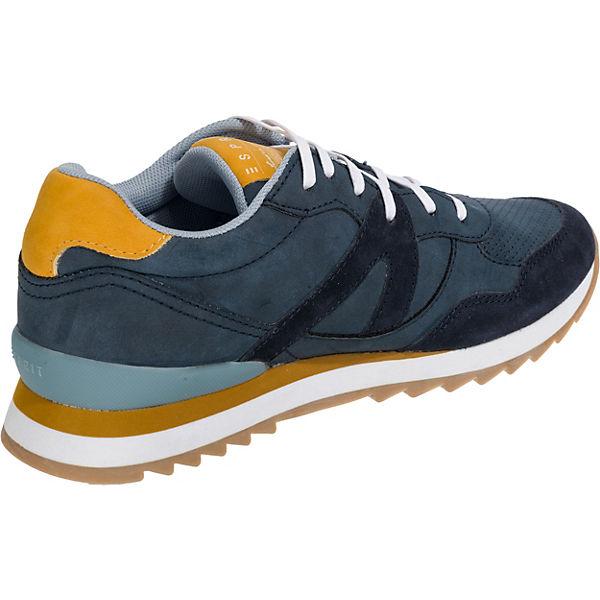ESPRIT Astro Lace up Sneakers Low blau