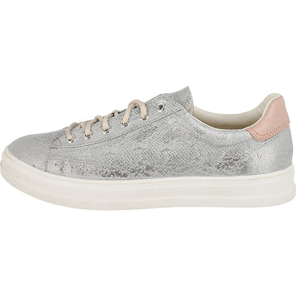 ESPRIT Lace Sneakers silber up Sidney Low rr75qfwxt