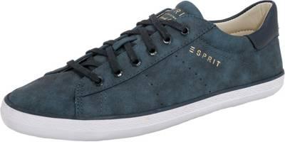 Esprit ESPRIT Mindy Sneakers, blau, dunkelblau