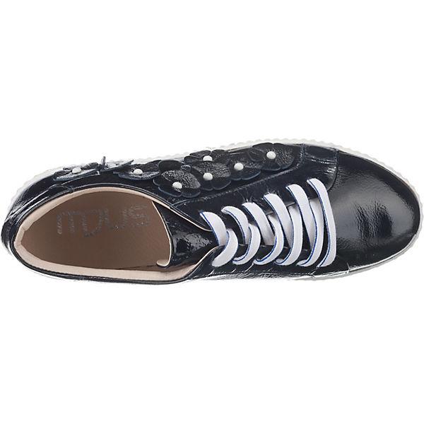 blau Sneakers Optima MJUS Optima blau MJUS Optima Low Sneakers MJUS blau Low MJUS Sneakers Low XHqTI