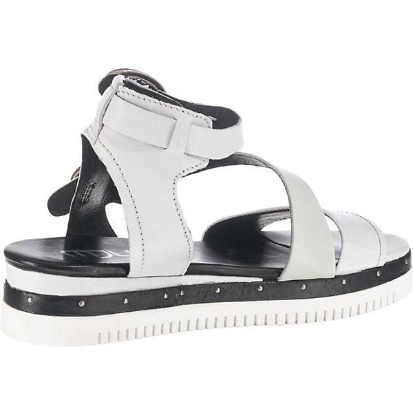 MJUS, Next Riemchensandaletten, weiß  Schuhe Gute Qualität beliebte Schuhe  8cfcdc