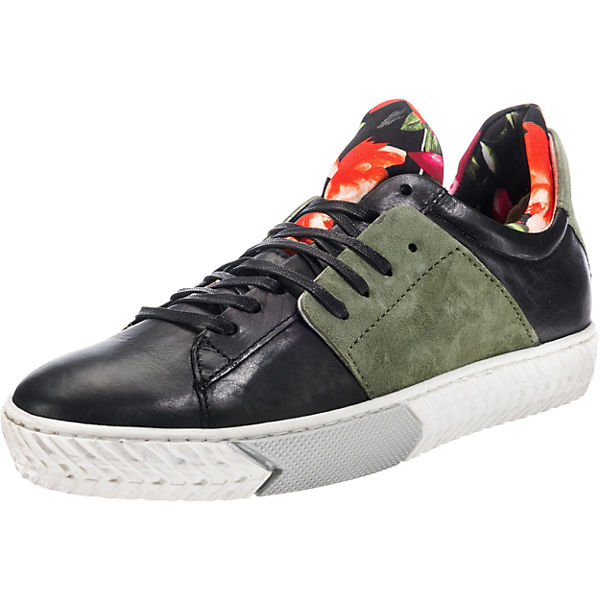 Garage Low Sneakers Sneakers schwarz Low Sneakers MJUS MJUS schwarz Low Garage Garage schwarz MJUS wSvUI5