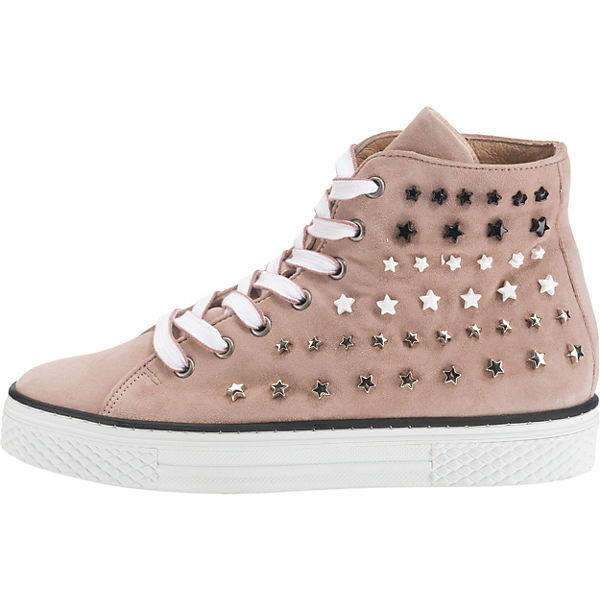 MJUS High MJUS Sneakers Diamante rosa Diamante UdBqwaxB