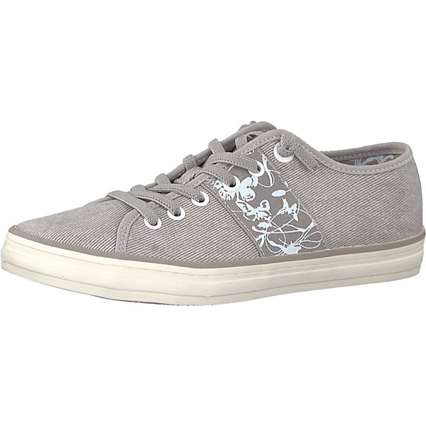 Sneakers Sneakers s Oliver Low s Oliver hellgrau xIqd4vnw