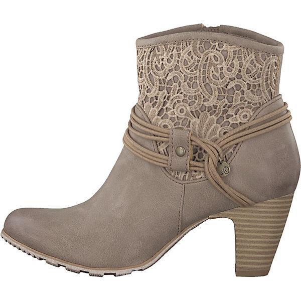 s.Oliver, Gute Klassische Stiefeletten, taupe  Gute s.Oliver, Qualität beliebte Schuhe 534172
