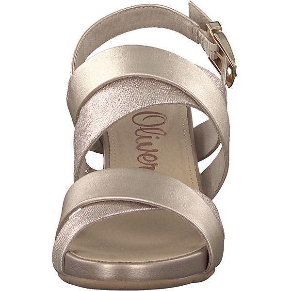 s Sandaletten Oliver s gold Oliver Sandaletten Oliver Klassische gold s gold Sandaletten Klassische s Klassische YqCgUT