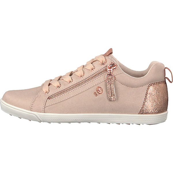 s High Oliver s Sneakers rosa Oliver U1nc5xw4x