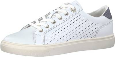 s.Oliver Sneakers Low, weiß, weiß