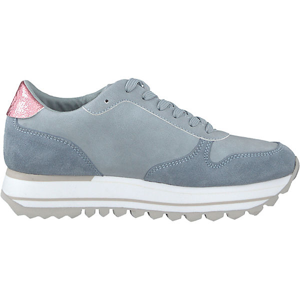 Oliver Sneakers Low s s Oliver hellblau Sneakers xOwfaHnH