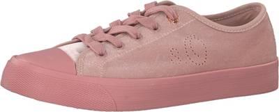 Puma Basket Heart Velvet - Damen Sneaker pink Gr.38 bei Sidestep gLCUs1
