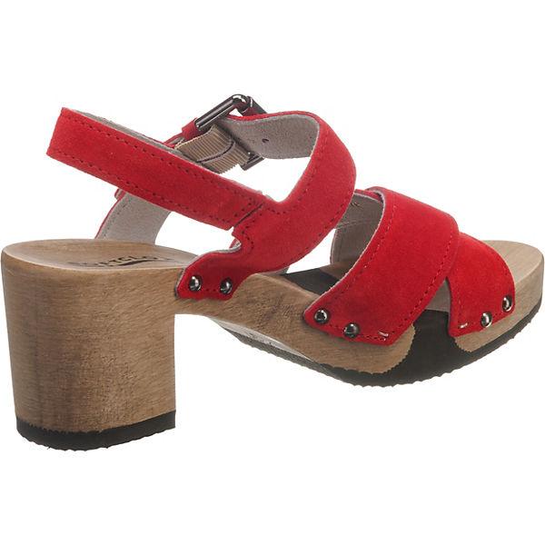 SOFTCLOX NIKOLA Kaschmir Plateau-Sandaletten rot  Gute Qualität beliebte Schuhe Schuhe Schuhe 2146dc