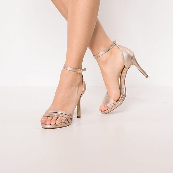 BULLBOXER Sandaletten gold gold gold Sandaletten gold Klassische Klassische BULLBOXER Klassische BULLBOXER BULLBOXER Klassische Sandaletten Sandaletten BULLBOXER 5qSpXwEA