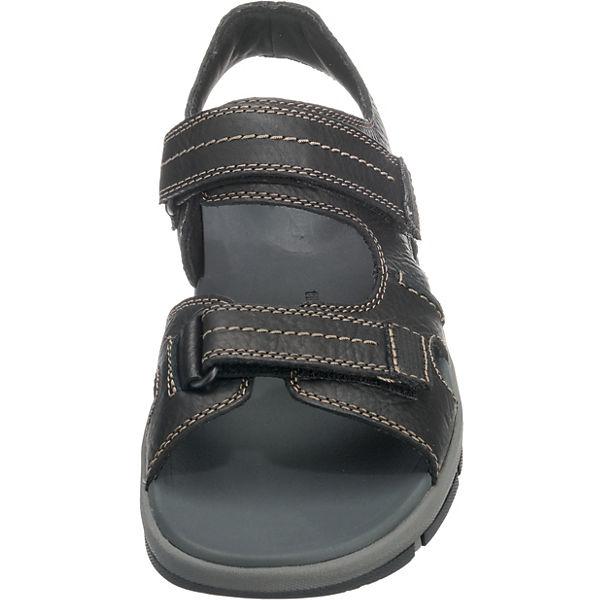 Clarks, Brixby Shore Klassische Qualität Sandalen, schwarz  Gute Qualität Klassische beliebte Schuhe bc95a8