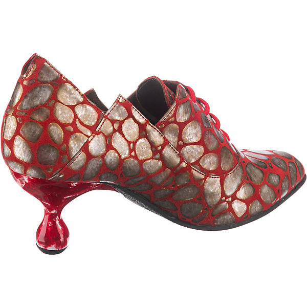 LISA TUCCI, Gute GONI Schnürpumps, rot  Gute TUCCI, Qualität beliebte Schuhe 660b2e