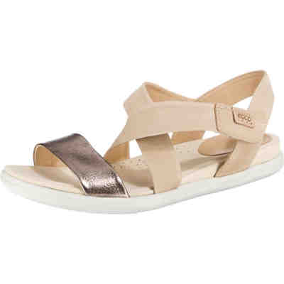 Flash Warm Grey Metallic/Moon Rock Le/Cl Klassische Sandalen