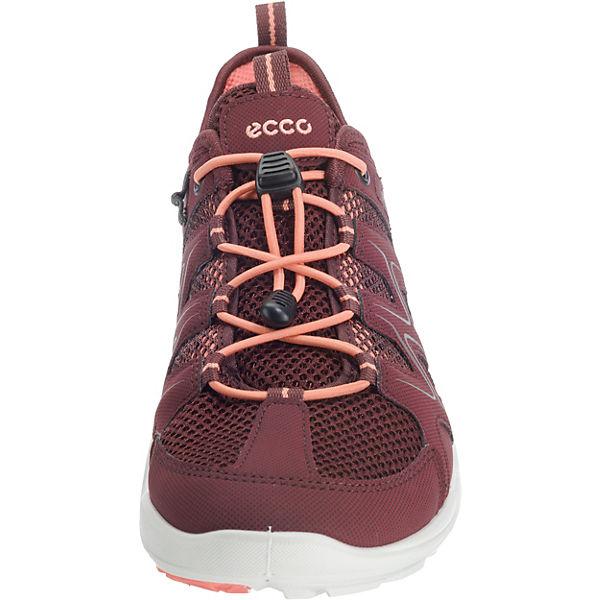 ecco, Biom Fjuel Navy rot Yabuck Yak Sneakers Low, rot Navy  Gute Qualität beliebte Schuhe 4244be