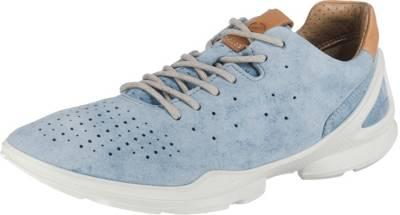 Ecco ecco Biom Fjuel Navy Yabuck Yak Sneakers Low, blau, blau