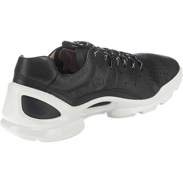 ecco, Biom Fjuel Navy schwarz Yabuck Yak Sneakers Low, schwarz Navy  Gute Qualität beliebte Schuhe 4469dd