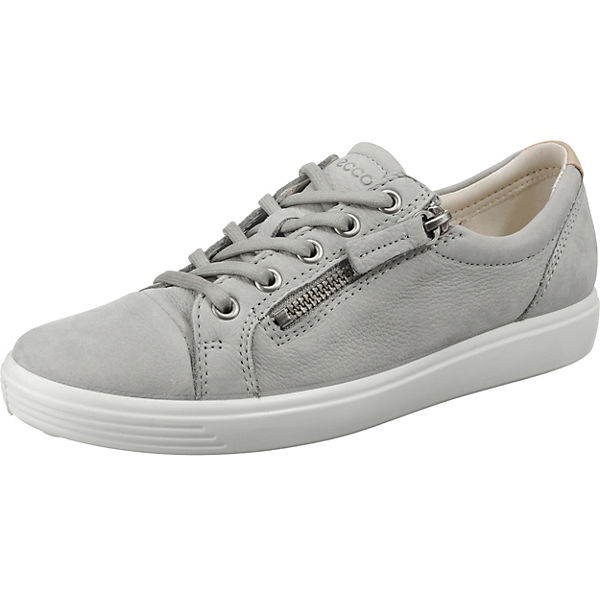 15e9c600846060 Soft 1 White Droid Sneakers Low. ecco