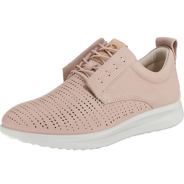 2018 shoes fresh styles cute cheap ecco, Aquet Rose Dust Trento Sneakers Low, rosa | mirapodo