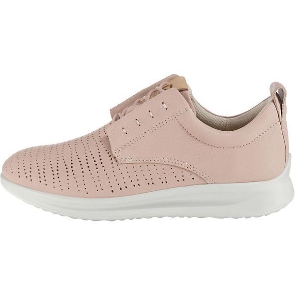 ecco, Aquet Rose Dust Trento Sneakers Qualität Low, rosa  Gute Qualität Sneakers beliebte Schuhe b56d6d