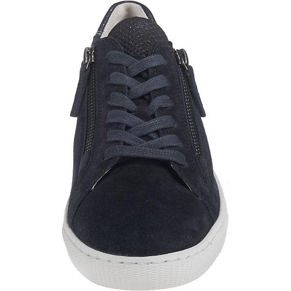 Gabor, Komfort-Halbschuhe, dunkelblau  Gute Gute Gute Qualität beliebte Schuhe e7d219