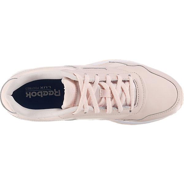 GLIDE rosa REEBOK Low Sneakers ROYAL Reebok LX qHaEw4EP