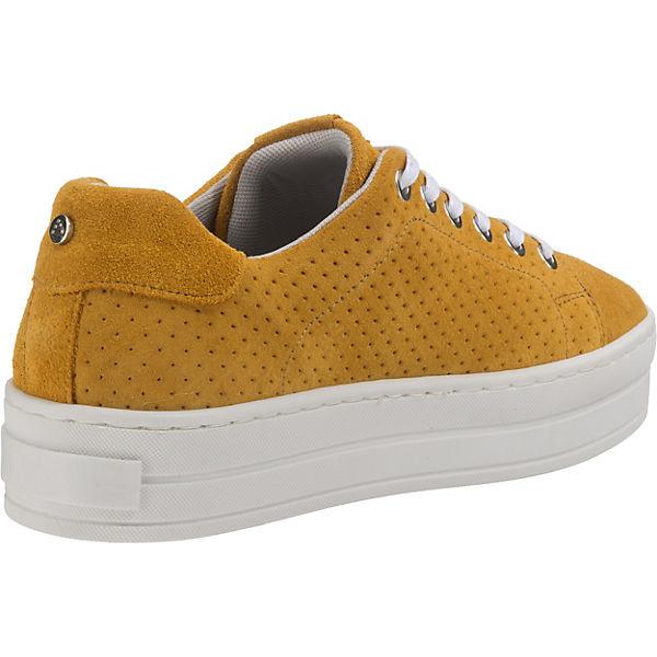 BULLBOXER Sneakers Low gelb Schuhe  Gute Qualität beliebte Schuhe gelb 06b884