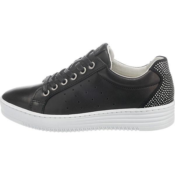 BULLBOXER, Sneakers Low, schwarz    Gute Qualität beliebte Schuhe f7ee73