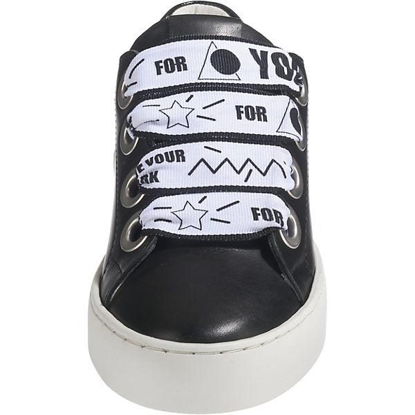 Sneakers BULLBOXER schwarz Sneakers BULLBOXER Low schwarz Low wSETaa