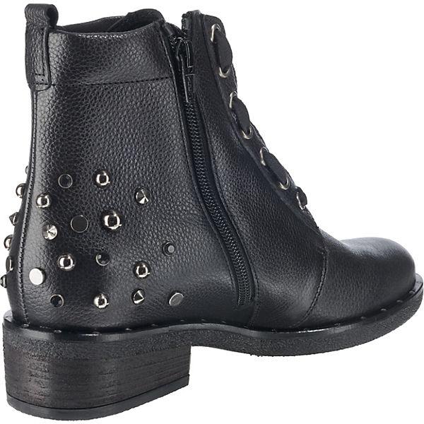 Gabor Biker Boots schwarz