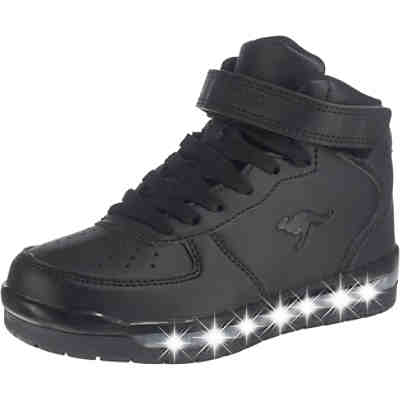 Kinder Sneakers High K-LID Blinkies mit LED-Sohle