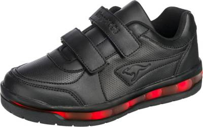 V Jeyled KangaroosKinder Sl Mit Sneakers Blinkies SohleSchwarz Led Low f7gvYby6