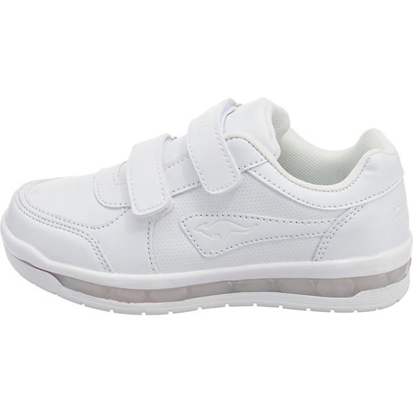 cheap for discount ebe63 4412f KangaROOS, Kinder Sneakers Low JEYLED V SL Blinkies mit LED ...