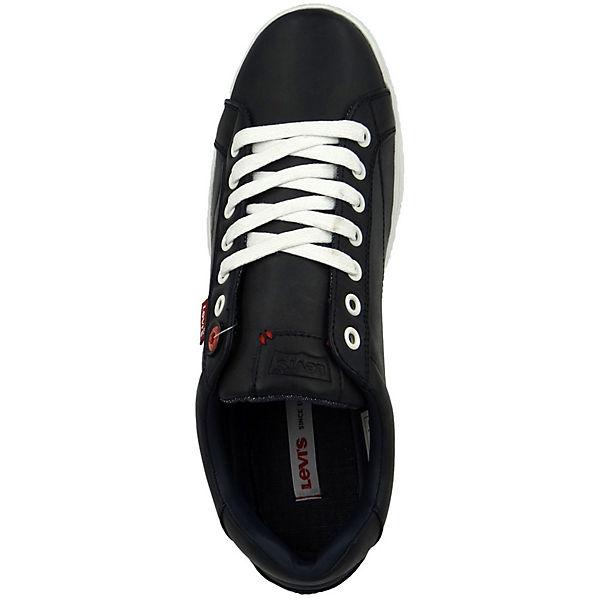 Levi's® Sneakers Low blau