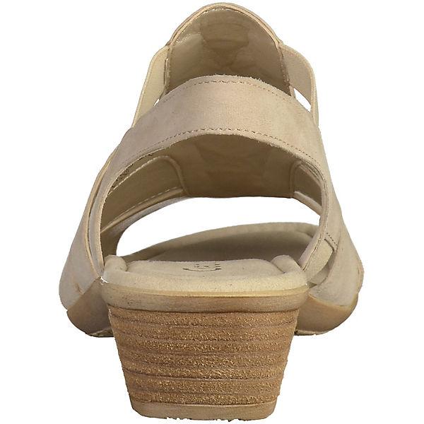 beige beige Sandaletten Sandaletten Gabor T Gabor Steg beige Steg T Gabor Steg Sandaletten T Gabor B6fp6Iq
