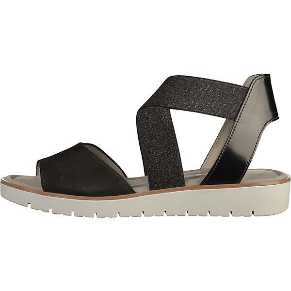 Gabor Klassische Sandaletten schwarz  Gute Qualität beliebte Schuhe
