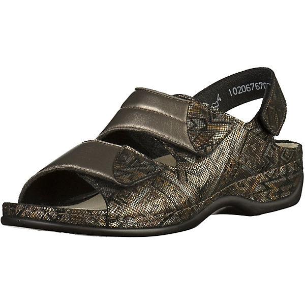 berkemann Klassische Sandaletten bronze