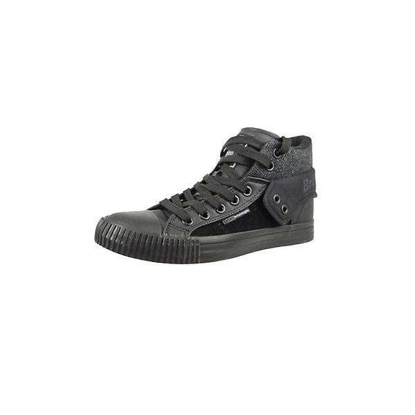 British Knights Sneakers High schwarz