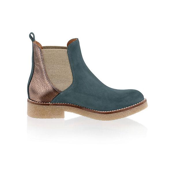 Alba Moda, Chelsea Boots, beliebte petrol  Gute Qualität beliebte Boots, Schuhe 9bc5bc