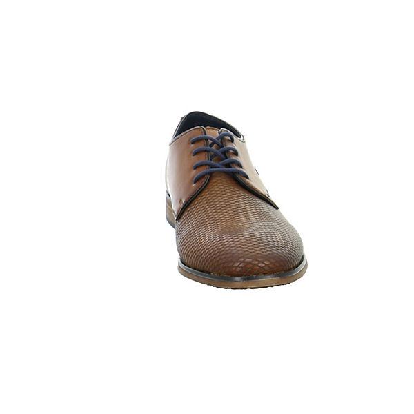 rieker  Schnürschuhe braun  rieker Gute Qualität beliebte Schuhe 67d16f